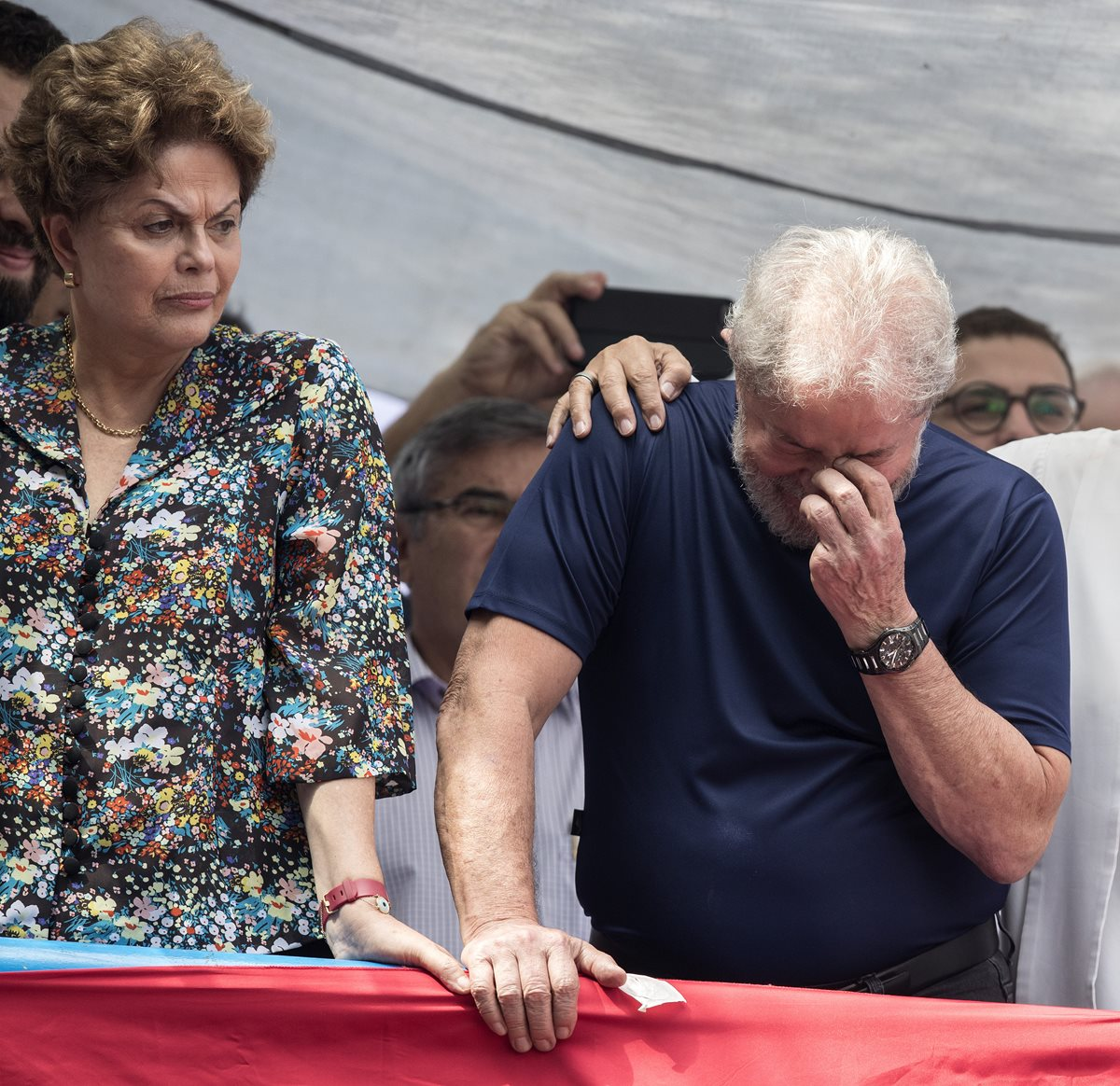 Luiz Inacio Lula Da Silva será el primero ex presidente de Brasil preso por corrupción.