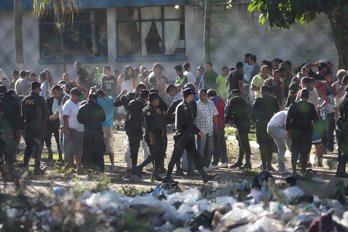 CIDH condena muerte de 17 presos en cárcel de Guatemala