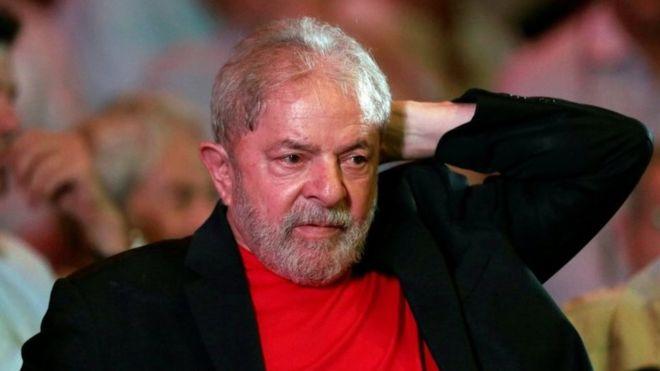 Lula da Silva fue presidente de Brasil entre 2003 y 2010. REUTERS
