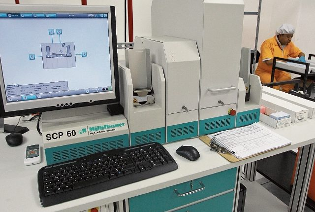 La impresora adquirida por el Renap trabaja 22 horas al día y cuenta con medidas de seguridad.