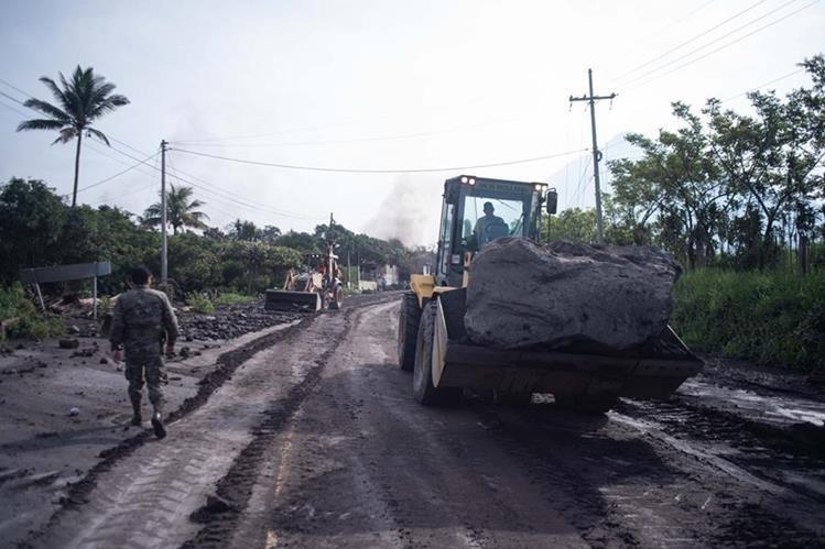 Covial invierte Q50 millones en trabajos de mitigación en Ruta Nacional 14