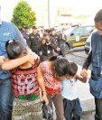 Niñez es la más vulnerable a las agresiones y abusos. (Foto Prensa Libre: Hemeroteca PL)