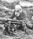 La Primera Guerra Mundial tuvo lugar entre 1914 y 1918. GETTY IMAGES
