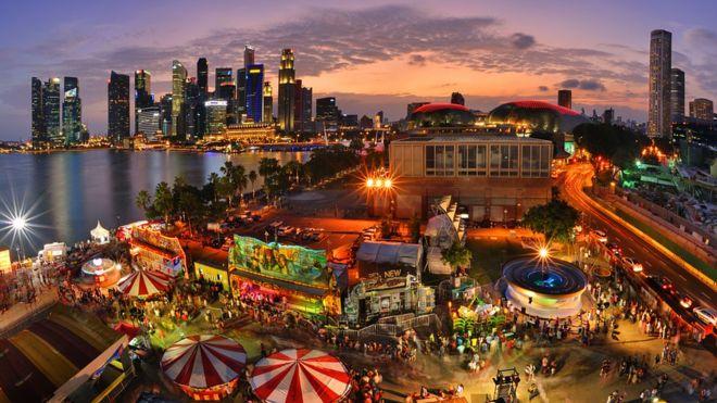 Su ubicación en el corazón de Asia fue clave para su gran desarrollo económico en las últimas décadas. (GETTY IMAGES)