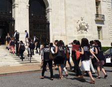 La crisis financiera que afecta a la CIDH podría generar que el 40 por ciento de sus trabajadores sean despedidos. (Foto Prensa Libre: EFE)