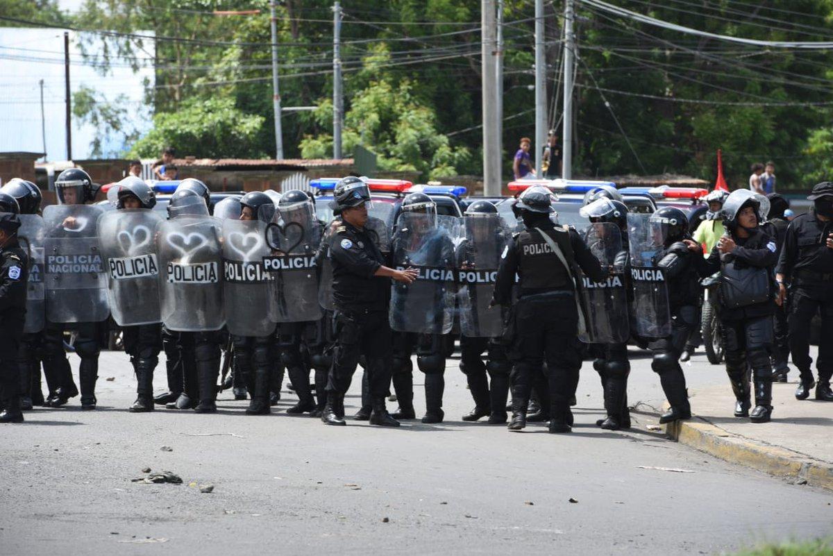 Al menos 1 muerto y 5 heridos en marcha contra Ortega por libertad de reos políticos