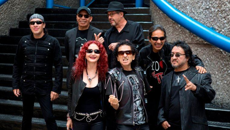 La agrupación de rock El Tri celebrará su 47 aniversario. (Foto Prensa Libre: AP)