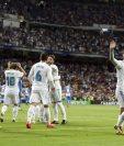 Isco dio una noche mágica a la afición del Santiago Bernabéu. (Foto Prensa Libre: EFE)