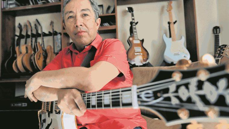 """Germán Giordano formó parte del álbum """"Ed Calle and Mamblue"""", premiado en los Latin Grammy (Foto: Hemeroteca PL)."""
