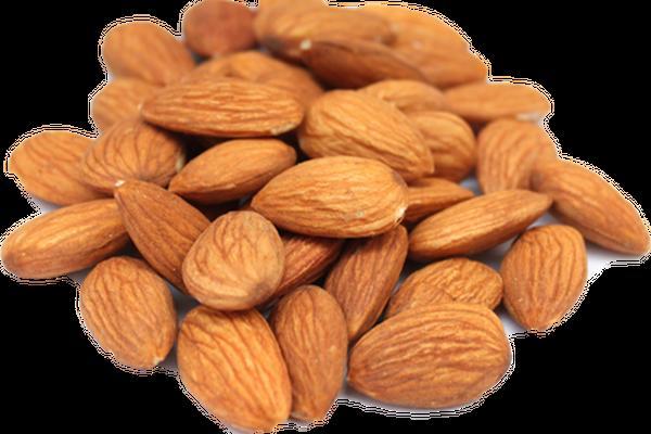 Las almendras aumentan la cantidad de antioxidantes en sangre