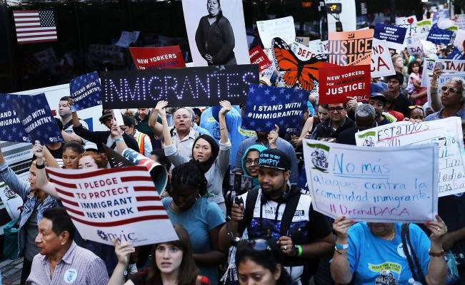 Iglesia Católica de EE. UU. se une al clamor de miles de dreamers por encontrar salida a su situación. (Foto: Hemeroteca PL)