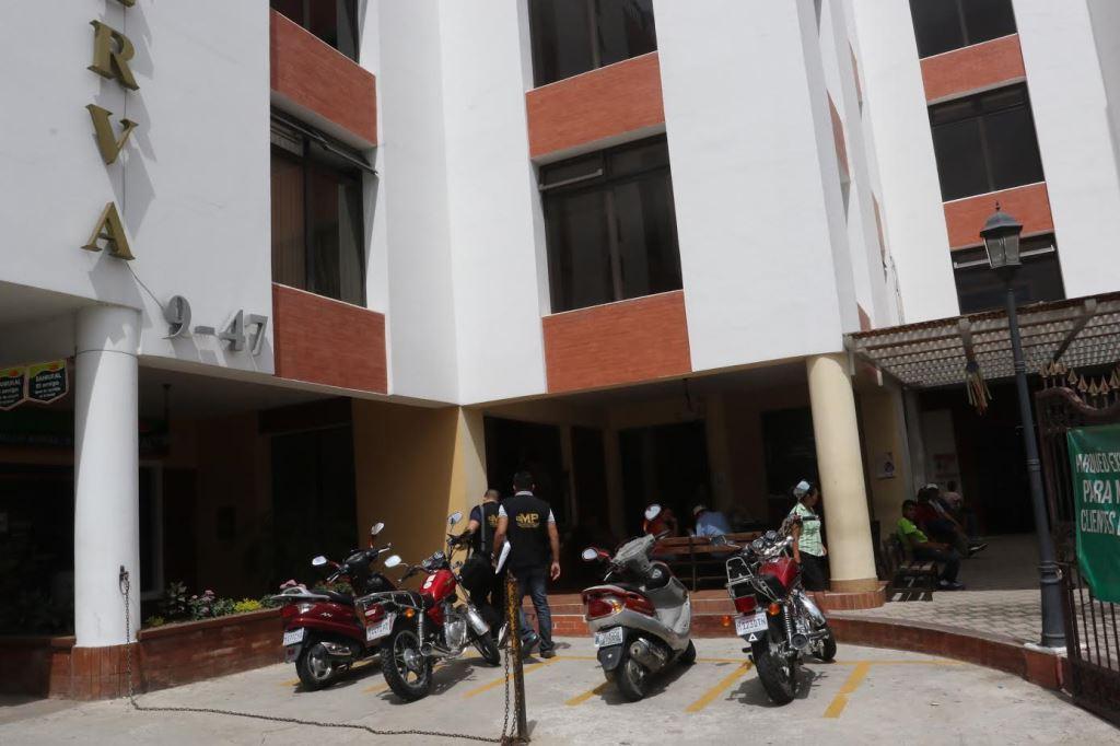 Inmueble vinculado el exdiputado en Chiquimula. (Foto Prensa Libre).