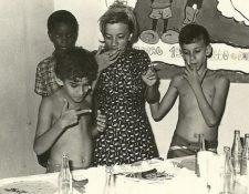 Marília Guimarães y sus hijos vivían en la clandestinidad cuando decidió ir a Cuba. (Foto: Archivo personal)