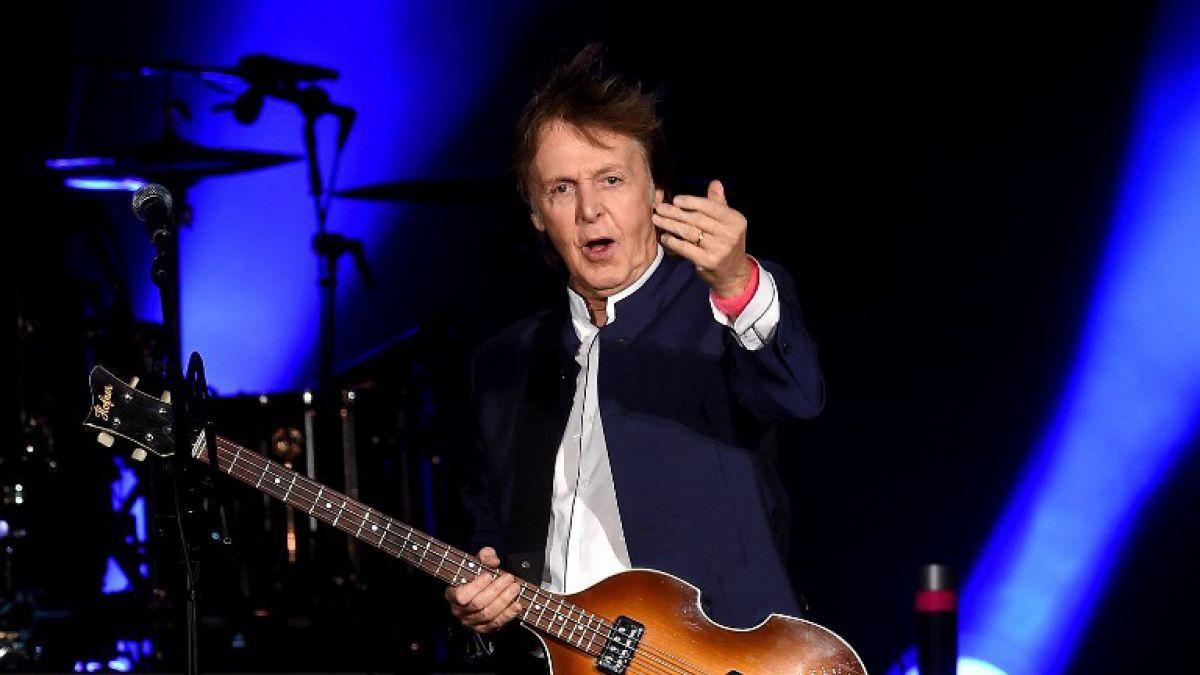 Paul McCartney se coloca en la cima con 'Egypt Station', su 17 álbum en solitario