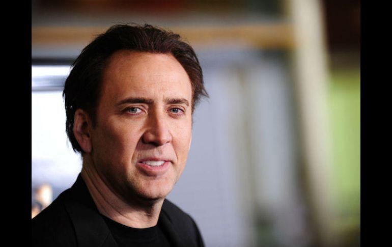 ¡Por fin! Nicolas Cage será Superman