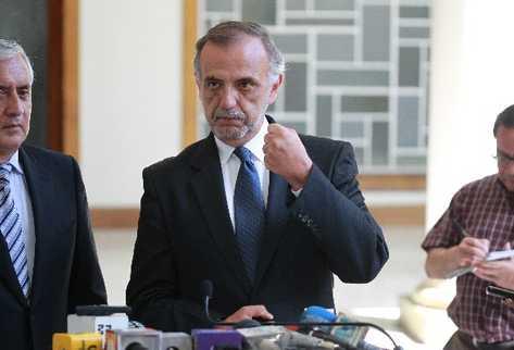 Iván Velásquez Gómez, jefe de la Comisión Internacional contra la Impunidad en Guatemala.