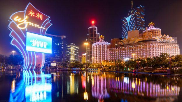 Los habitantes de Macao serán las personas más ricas del mundo en 2020, según el FMI. GETTY IMAGES