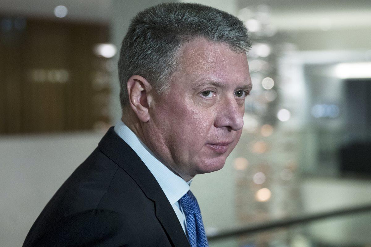 """El presidente de la Federación Rusa de Atletismo, Dmitry Shlyakhtin prometió tomar """"medidas enérgicas"""" contra los entrenadores acusados del dopaje de atletas. (Foto Prensa Libre: AFP)"""