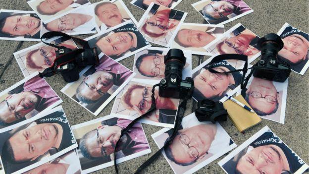 Según la CNDH, entre el año 2000 y octubre de 2018 fueron asesinados 139 periodistas en México. GETTY IMAGES