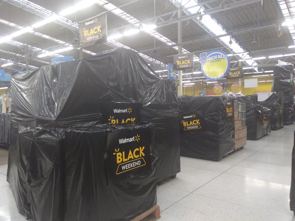 Black Weekend y el Maxi Black del Ahorro llegaron con descuentos
