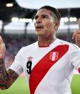 Guerrero salió de una suspensión que puso en peligro su participación en el Mundial de Rusia 2018. (Foto Prensa Libre: AFP)