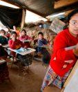 El estudio se elaboró con reportes de centros educativos de nivel primario. (Foto Prensa Libre: Hemeroteca PL)