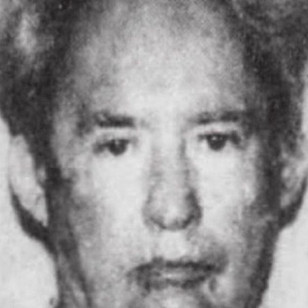Forrest Tucker fue arrestado por la policía a los 78 años después de robar cuatro bancos en un área de la Florida. POLICÍA DE POMPANO