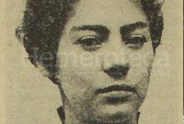 Isabel de los Ángeles Ruano en 1966. (Foto: Hemeroteca PL)
