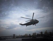 Nueva York se prepara para la cumbre de la ONU entre fuertes medidas de seguridad. (Foto Prensa Libre: EFE)