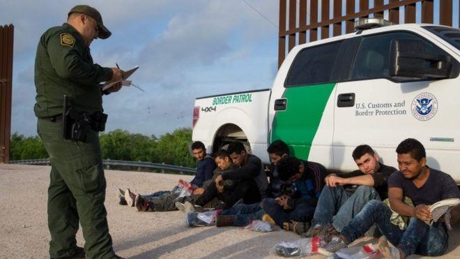 EE.UU. vio un incremento en agosto de 38% en el número de extranjeros detenidos en la frontera sur del país. AFP