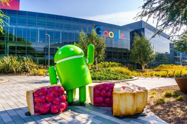 Siempre hay algo rico y saludable para comer en Google. (Foto Prensa Libre: GETTY IMAGES)