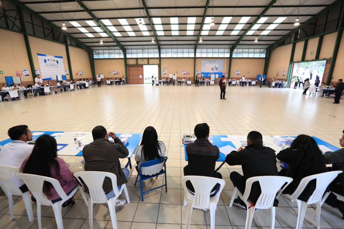 Poca afluencia de ciudadanos marca la Consulta Popular sobre Belice