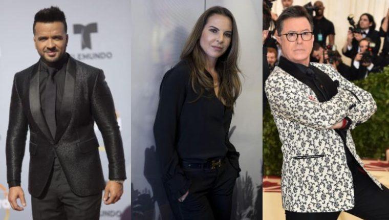 Luis Fonsi, Kate del Castillo y Stephen Colbert son algunas de las celebridades que criticaron la decisión de separar a los niños migrantes de sus padres (Foto: Hemeroteca PL).