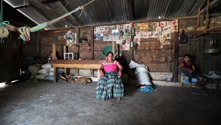 La pobreza y el temor, la vida en la zona de adyacencia entre Guatemala y Belice. (Foto Prensa Libre: Érick Ávila)
