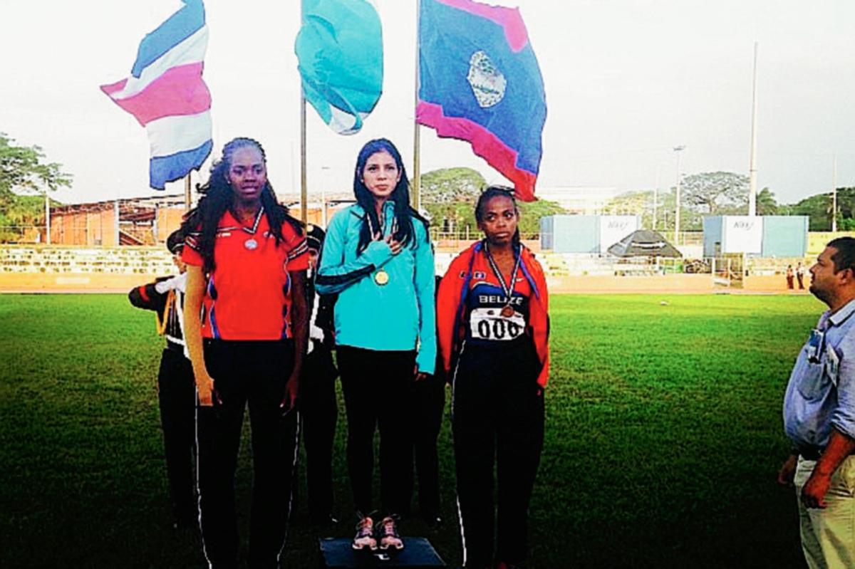 Cruz gana medalla de oro en Campeonato Centroamericano