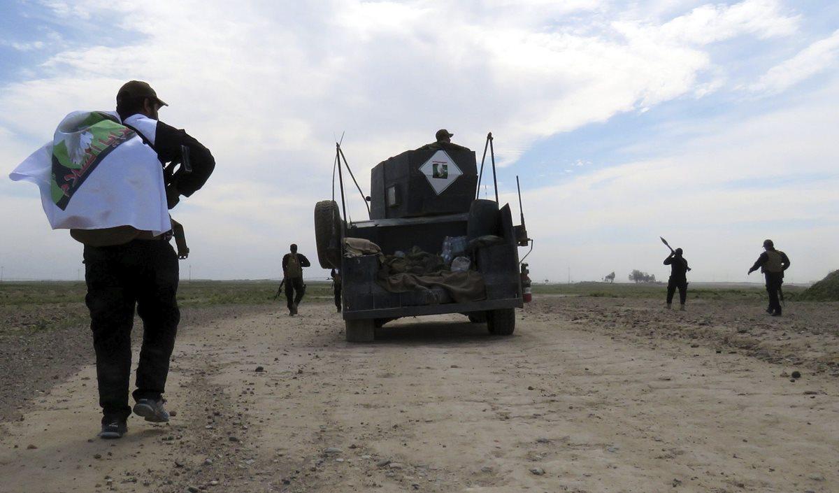 El Pentágono confirma bombardeo de la coalición a instalaciones de armas químicas del EI
