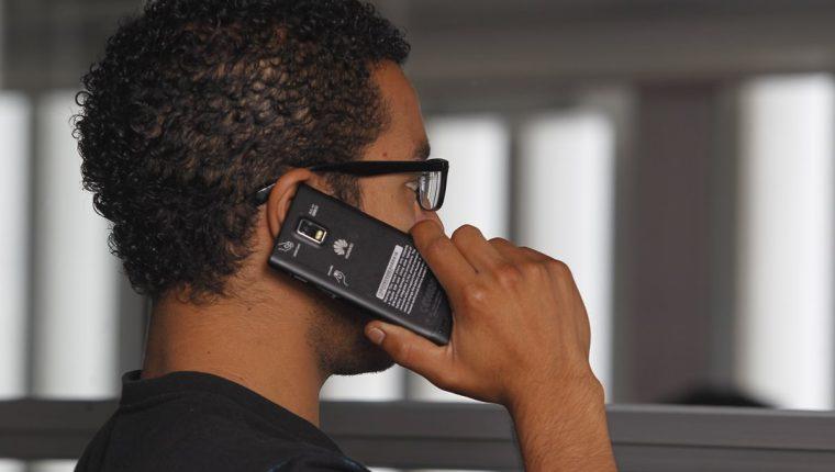 El número 911 se propone como único para emergencias en Guatemala. (Foto Prensa Libre: Hemeroteca PL)