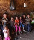 El programa atenderá a los niños de los departamentos con los indicadores más altos de desnutrición crónica infantil. (Foto Prensa Libre: Hemeroteca PL)