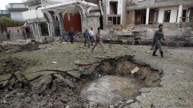 Ataque contra consulado de la India en Afganistán deja siete muertos
