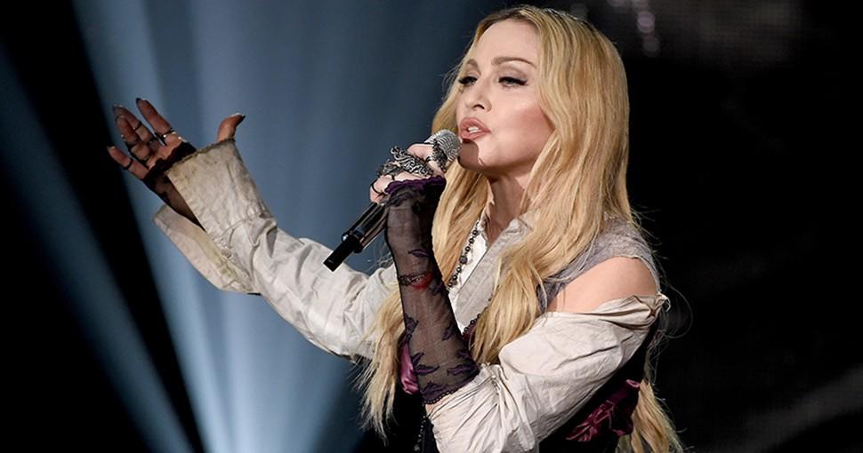 Madonna y la poca cantidad de dinero que recibió por estar en Playboy