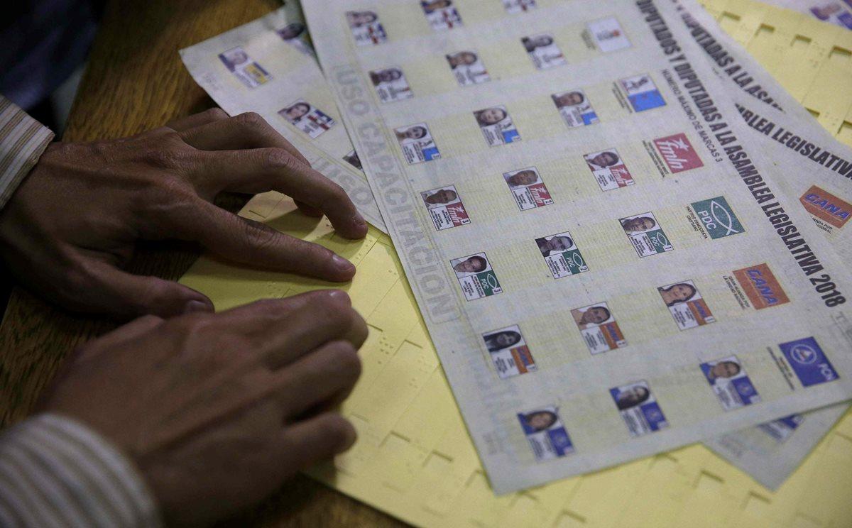 OEA destaca tranquilidad en días previos a elecciones en El Salvador
