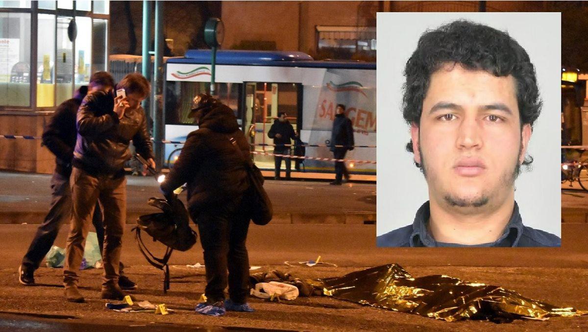 Sospechoso de ataque en Berlín muere en balacera en Milán