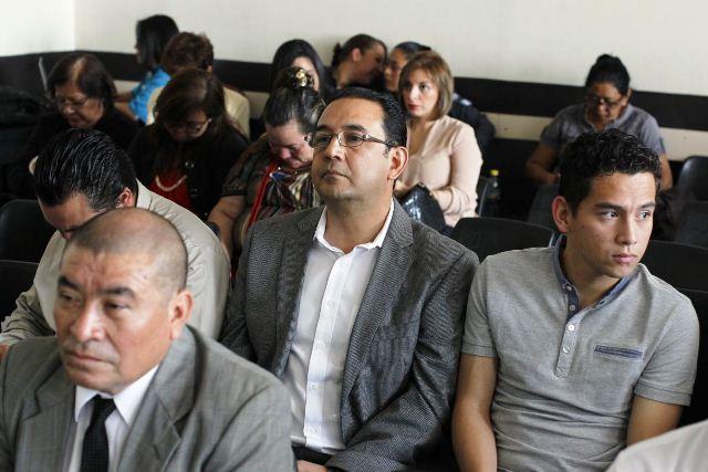 El abogado defensor de Samuel Morales, hermano del presidente, asegura que no es la primera vez que ocurre ese tipo de inconsistencias. (Foto Prensa Libre: Hemeroteca PL)