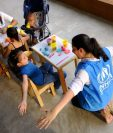 El 21 por ciento de los solicitantes de refugio en Guatemala son niños, niñas y adolescentes. (Foto Prensa Libre: Acnur)