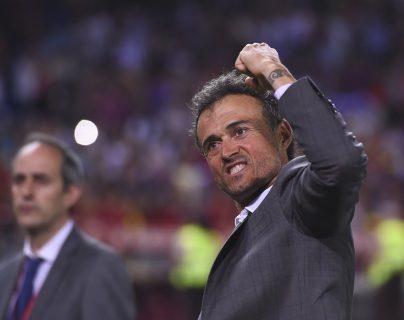 Luis Enrique Martínez dirigirá a la selección de España durante los próximos dos años. (Foto Prensa Libre: AFP)