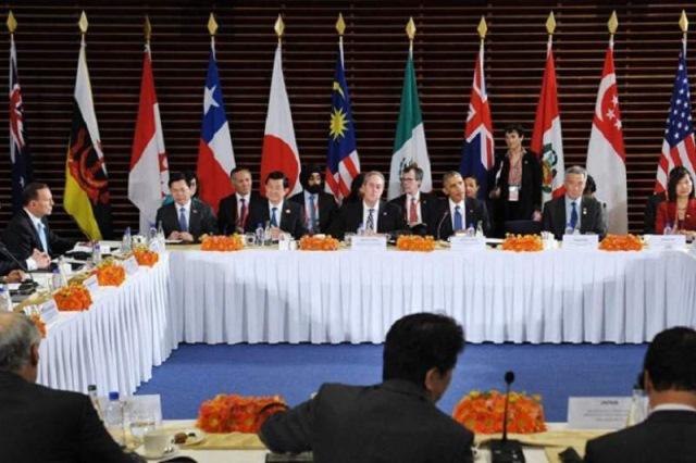 El TPP representa un 40 por ciento del Producto Interior Bruto (PIB) mundial. (Foto Prensa Libre: EFE)</p><p>