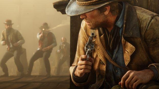 La interacción es fundamental en Red Dead Redemption 2. ROCKSTAR GAMES