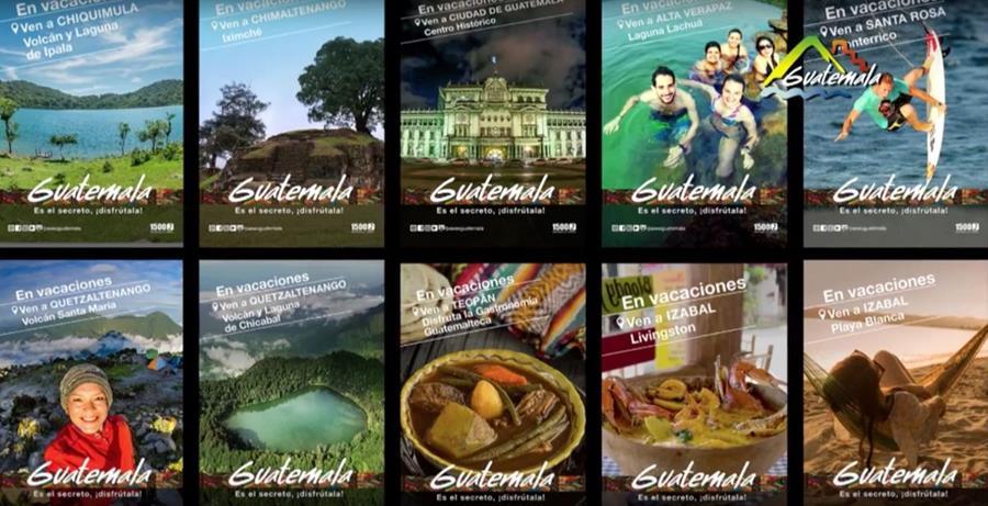 Aparte de los destinos icónicos como Antigua Guatemala, Tikal, Panajachel, el país tiene otros destinos no tradicionales que se pueden visitar. (Foto, Prensa Libre: Hemeroteca PL).