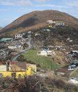 Daños causados por huracán Irma, en Virgin Gorda, Islas Vírgenes Británicas.(Foto Prensa Libre:AP).