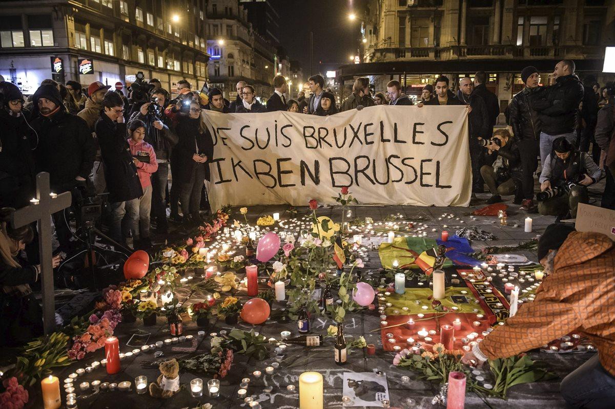 """""""Estoy en Bélgica, se vive terror""""; el relato de cuatro guatemaltecos en Bruselas"""